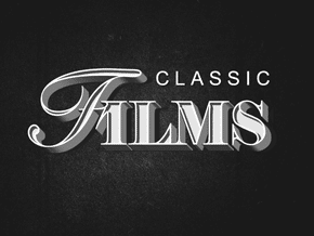 classic movie logo